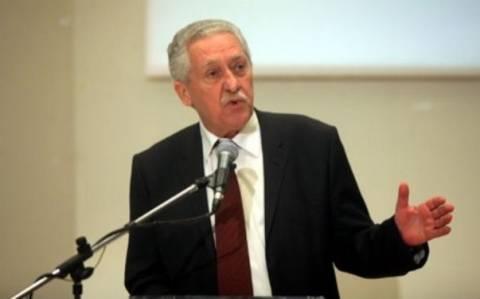 Κουβέλης:Nα αγωνιστούμε για την πλήρη ενοποίηση της Ε.E.