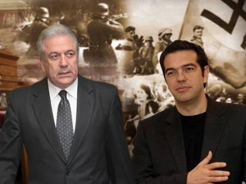 Στη Βουλή το σχέδιο της Ελλάδας για τις γερμανικές αποζημιώσεις