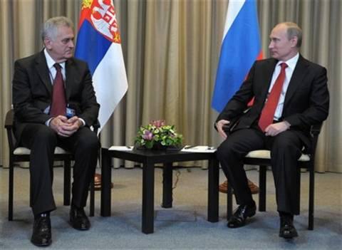 Τις θέσεις της Σερβίας για το Κόσοβο στηρίζει η Ρωσία