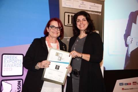 Διάκριση για την APIVITA  στα Greek Exports Awards 2013