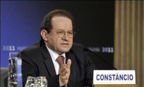 Κονστάνσιου:Η ευρωζώνη πρέπει να συνεχίσει την λιτότητα
