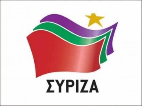 ΣΥΡΙΖΑ:Η νέα εισβολή της Χ.Α. δεν μπορεί να μείνει αναπάντητη