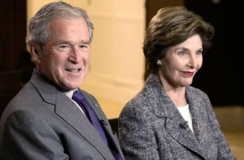 Τζορτζ Μπους: Μόνο η ιστορία μπορεί να με κρίνει για το Ιράκ
