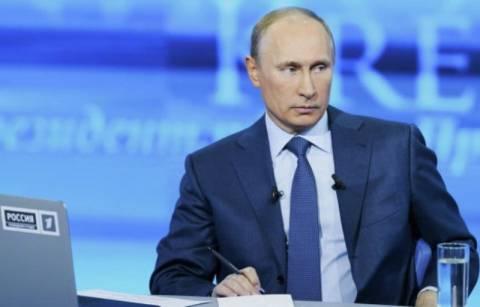 Πούτιν: Ρωσία και ΗΠΑ μαζί εναντίον της τρομοκρατίας