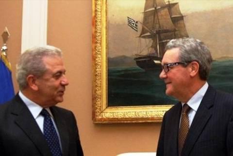 Αβραμόπουλος για Κυπριακό: Λύση εντός των παραμέτρων του ΟΗΕ