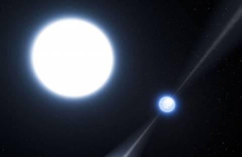 Ανακάλυψη Έλληνα αστρονόμου επιβεβαιώνει τον Αϊνστάιν