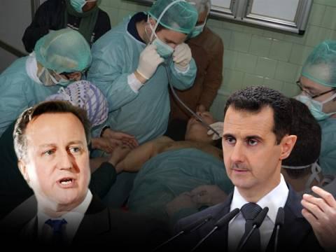 Βίντεο – ντοκουμέντο για χρήση χημικών στη Συρία