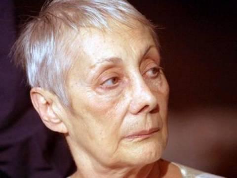 «Έφυγε» η ηθοποιός Λίνα Λαμπράκη