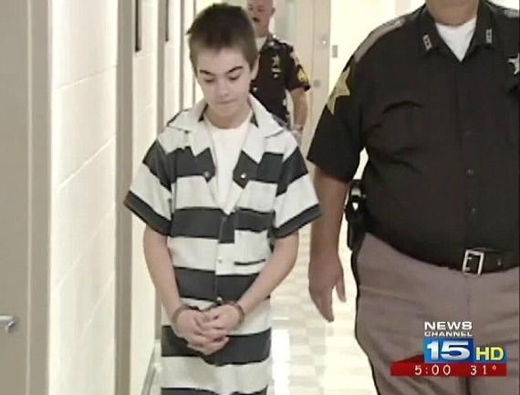 Η ιστορία του 12χρονου δολοφόνου με το αγγελικό πρόσωπο (pics)
