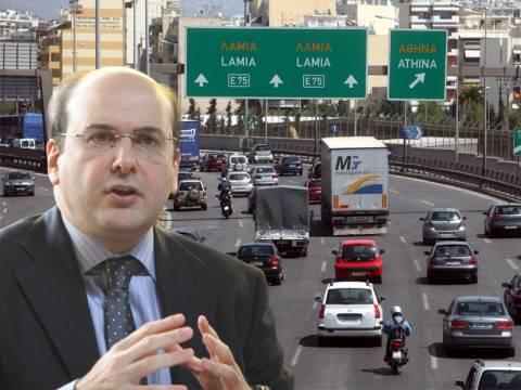 Ο Χατζηδάκης και η «ύποπτη» εμμονή με τους αυτοκινητόδρομους