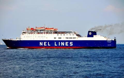 Ταλαιπωρία για τους επιβάτες του πλοίου «Ταξιάρχης»