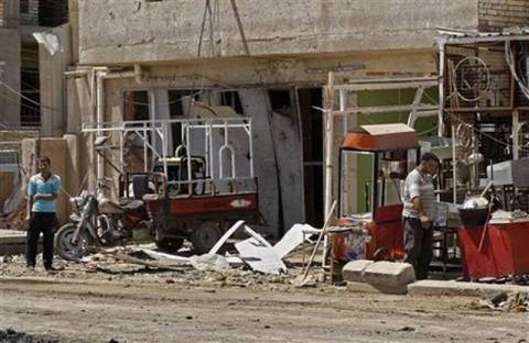 Εκρήξεις παγιδευμένων αυτοκινήτων σε αγορές του Ιράκ
