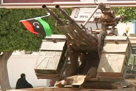 Σε πολιορκία το υπουργείο Εξωτερικών της Λιβύης