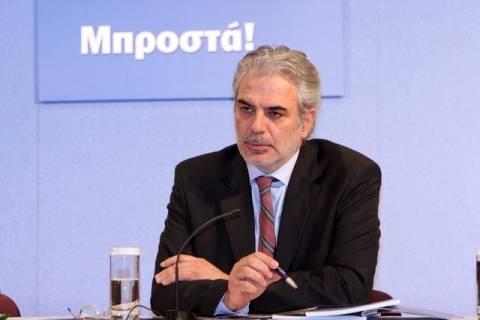 Στυλιανίδης: Η έξοδος από το ευρώ θα δημιουργήσει χειρότερα προβλήματα