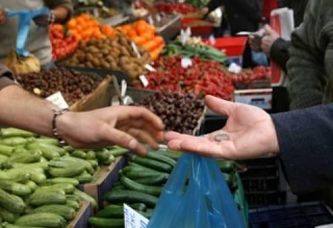 Απεργία διαρκείας εξήγγειλε η ομοσπονδία πωλητών λαϊκών αγορών
