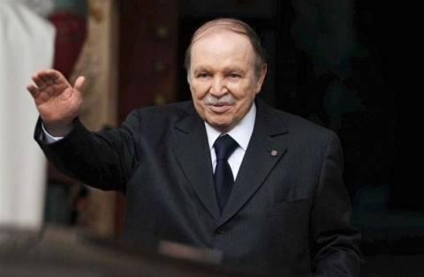 Σε ανάκαμψη η υγεία του προέδρου της Αλγερίας μετά το εγκεφαλικό