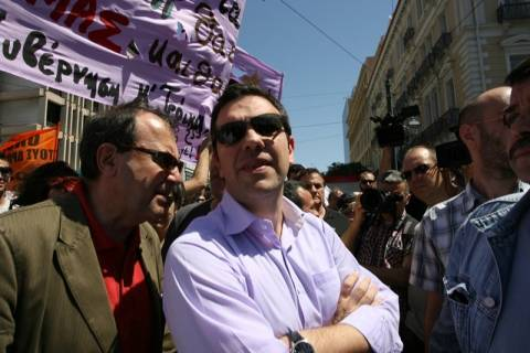 Τσίπρας: Την οικονομία θα την αναστήσουν οι εργαζόμενοι
