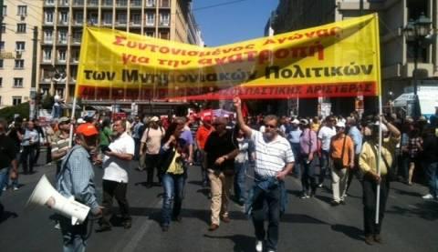 Πρωτομαγιά: Ολοκληρώθηκαν οι συγκεντρώσεις - «Άνοιξε» το κέντρο