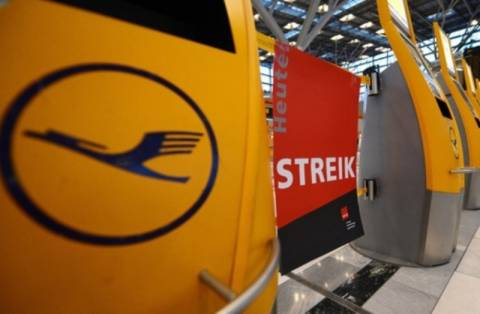 Οι εργαζόμενοι στη Lufthansa κέρδισαν αυξήσεις έως 4,7%