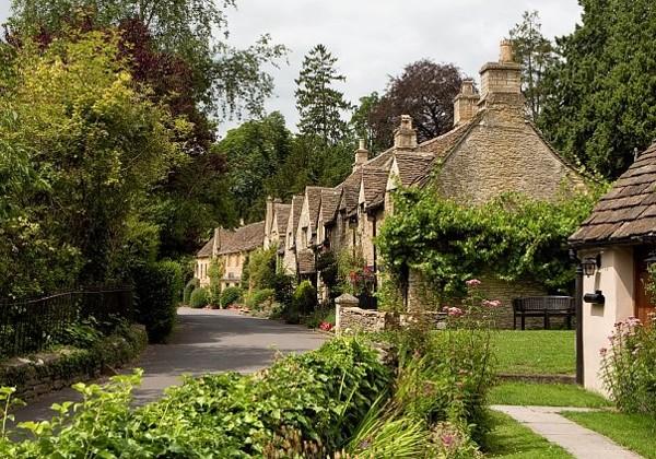 Το μοναδικό χωριό στον κόσμο που έμεινε απαράλλαχτο από τον Μεσαίωνα