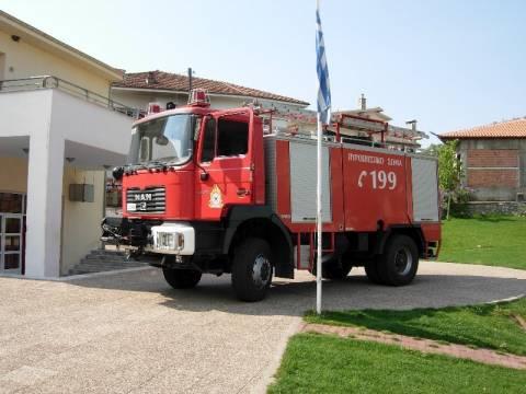 Συμβουλές για πρόληψη των πυρκαγιών