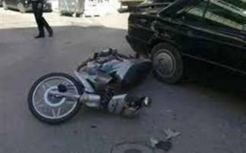 Πριν λίγο: Τροχαίο με έναν σοβαρά τραυματία στο Βόλο