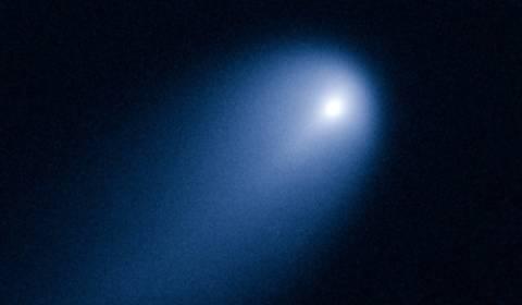 Ο κομήτης ISON μπορεί να δημιουργήσει βροχή μετεωριτών