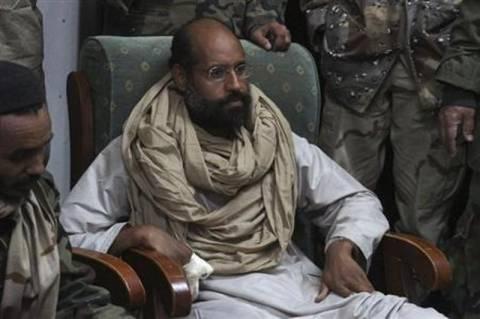 Η Λιβύη πιέζει για τη δίκη του Σάιφ αλ Ισλάμ