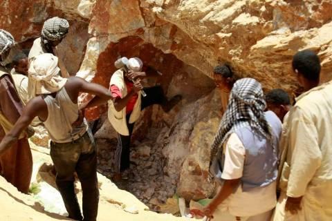 Σουδάν: Δεκάδες νεκροί από κατάρρευση χρυσωρυχείου