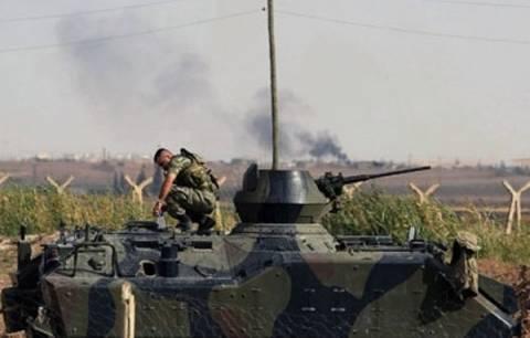Τουρκία:Ανταλλαγή πυρών στα σύνορα με Συρία με 10 τραυματίες