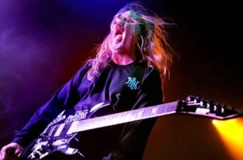 Πέθανε ο κιθαρίστας των Slayer, Jeff Hanneman
