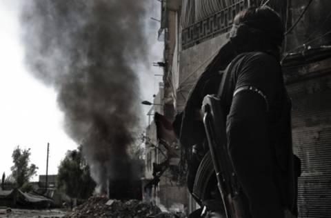 Συρία: Όπλα στους αντάρτες συζητούν να δώσουν οι ΗΠΑ