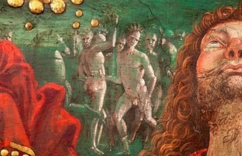 Η πρώτη απεικόνιση ιθαγενών σε πίνακα από την εποχή του Κολόμβου