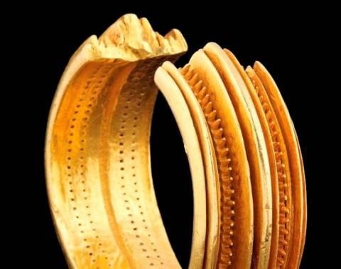 Στο σφυρί βραχιόλι 3.000 ετών- Δείτε πόσο πουλήθηκε