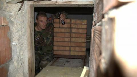 Βίντεο: Τα υπόγεια κρυφά καταφύγια της Μαφίας