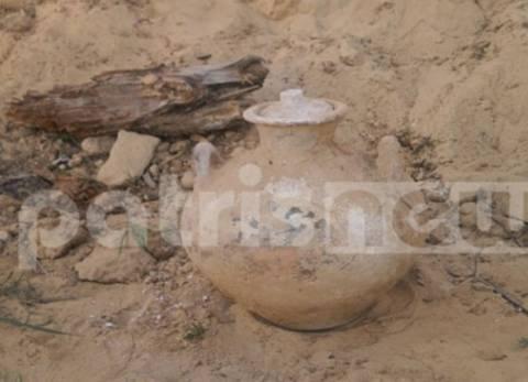 Κατσίκια ανακάλυψαν σημαντικά αρχαιολογικά ευρήματα