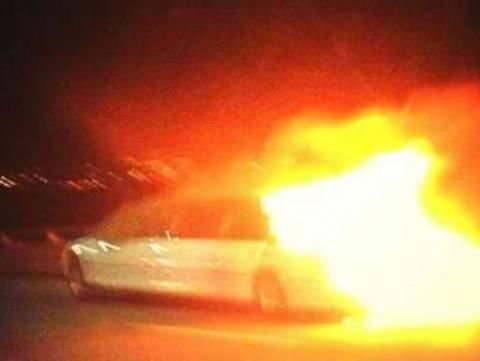 Πέντε γυναίκες κάηκαν ζωντανές μέσα σε λιμουζίνα