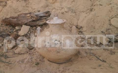 Κατσίκια ανακάλυψαν...αρχαιολογικό θησαυρό!
