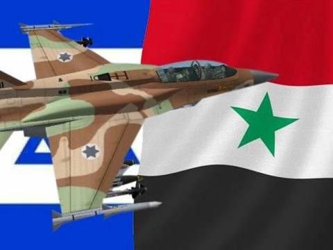 Μια ανάσα από τον πόλεμο Συρία και Ισραήλ