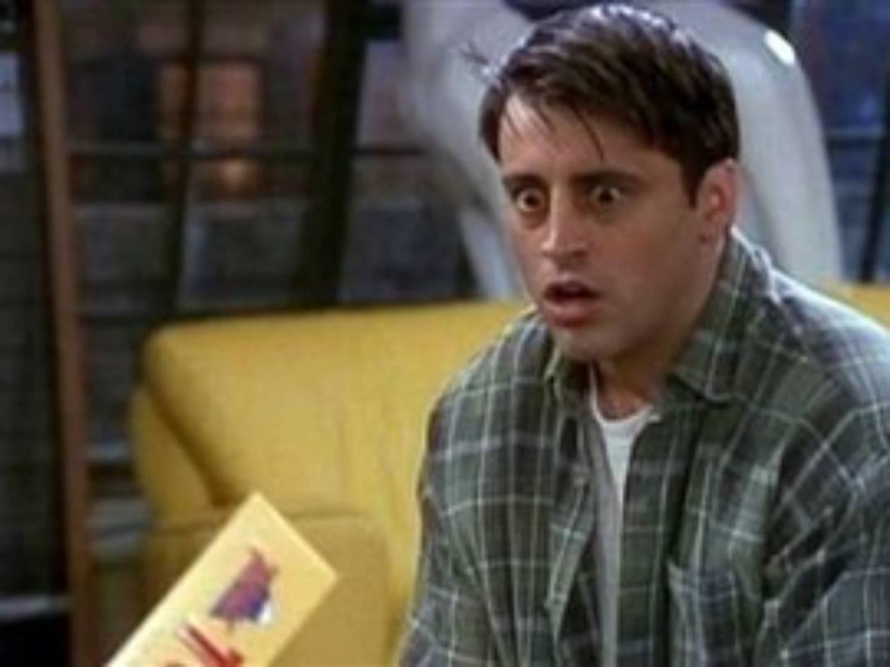 ΔΕΙΤΕ: Οι καλύτερες στιγμές του Joey σε κινούμενες εικόνες!