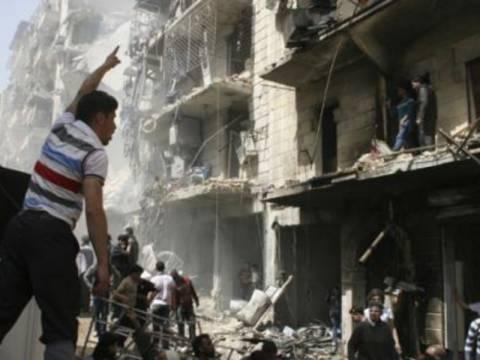 Συρία: Τουλάχιστον 15 νεκροί από την ισραηλινή επιδρομή
