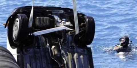 Τραγωδία στην Εύβοια: Νεκρός άνδρας που έπεσε με ΙΧ στη θάλασσα