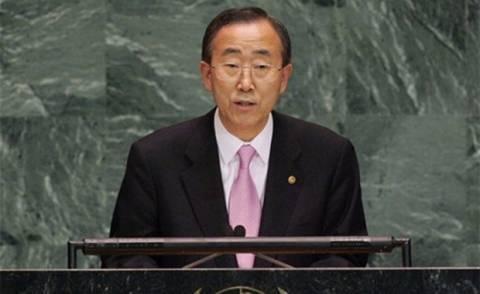 Ο ΟΗΕ ζητά την άμεση απελευθέρωση των κυανόκρανων στη Συρία