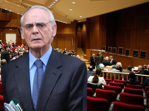 Ο Τσοχατζόπουλος ξανά στο εδώλιο