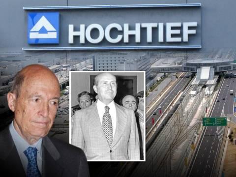 Εκτροπή του πολιτεύματος η υπόθεση Hoechtief