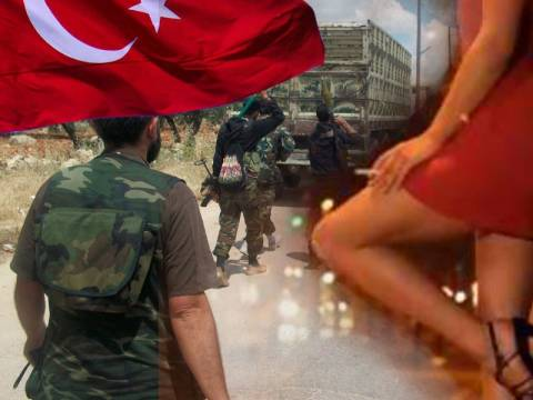 «Προαγωγός» η Τουρκία στην υπηρεσία των ισλαμιστών