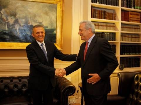 Αβραμόπουλος: Κορυφαία προτεραιότητα της Ελλάδας το Κυπριακό