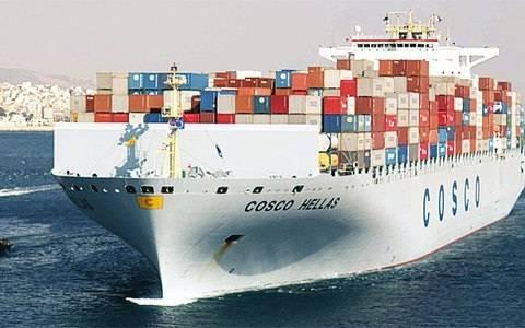 Ενοχλεί η επένδυση της Cosco στον Πειραιά