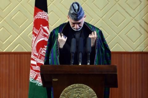 Οι ΗΠΑ επιθυμούν να διατηρήσουν βάσεις στο Αφγανιστάν και μετά το 2014