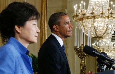 Για μια «απρεπή χειρονομία» παύθηκε Νοτιοκορεάτης αξιωματούχος